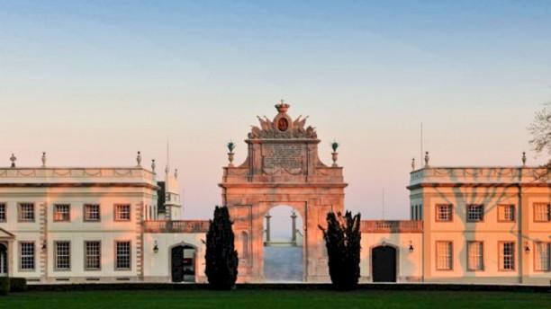 Palácio de Seteais exterior