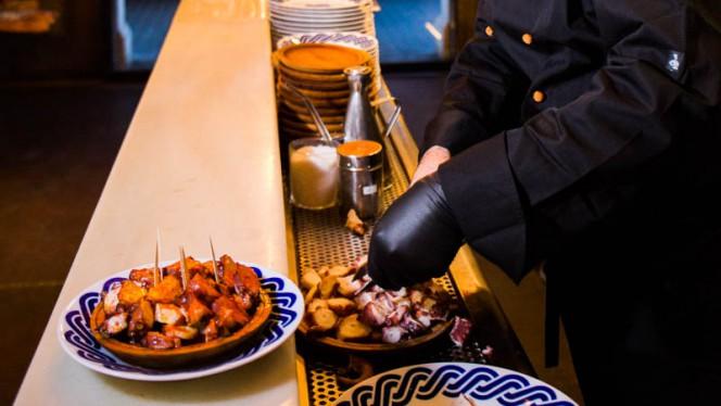 Chef - Pulpería Can Lampazas, Barcelona