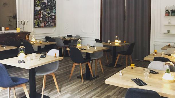 Jardin montgrand in marseille restaurant reviews menu - Restaurant le jardin marseille ...