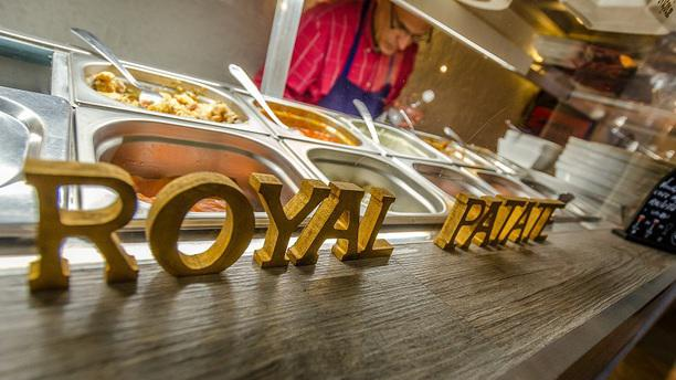 Royal Patates comptoir