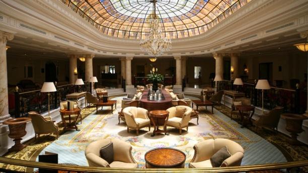 Quixote  - Eurostars Palacio Buenavista Lobby bar