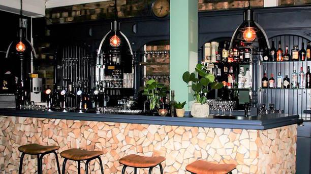 Blink Eten & Drinken Het restaurant