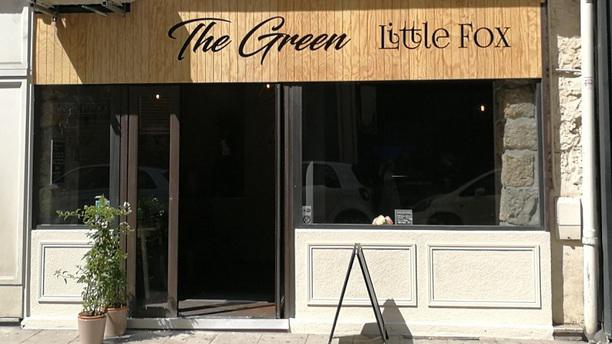The Green Little Fox exterieur