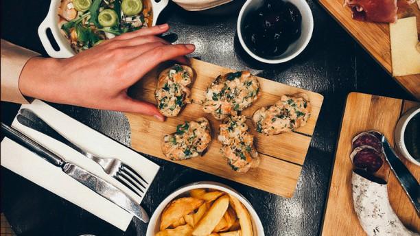 Le Petit Olympia Suggestion de plat