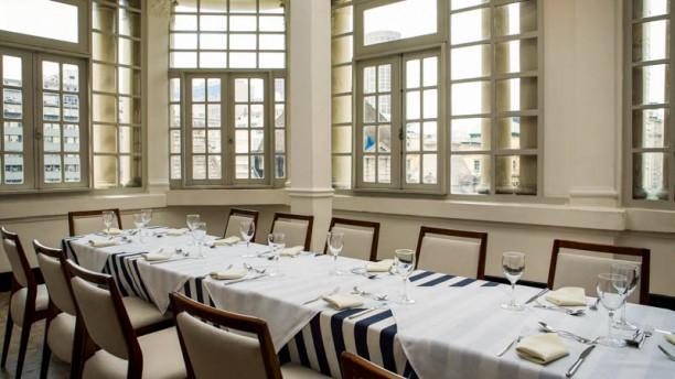 Restaurante O Navegador Vista da sala