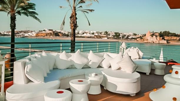 Aqua Lounge Restaurante & Bar - Tivoli Marina Portimão Vista restaurante