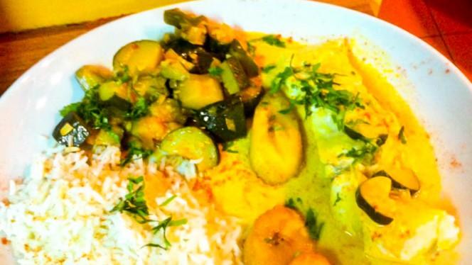 Suggestion de plat - La Taverne du Brésil et du Cap Vert, Paris
