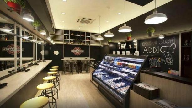 Sushi Artist Vista sala