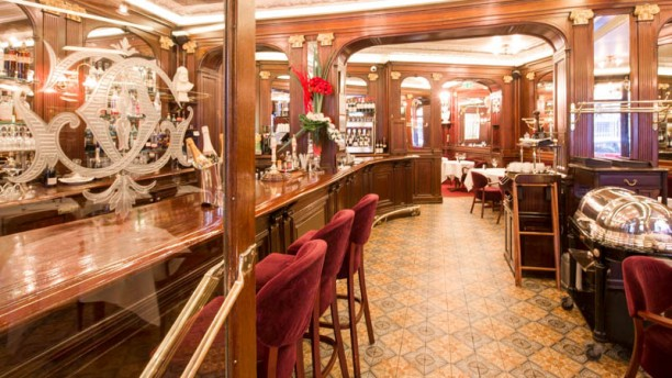 Brasserie Gallopin Entrée