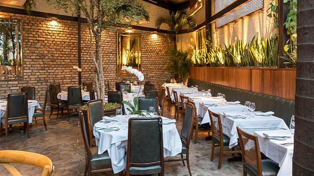 Antonietta Cucina Vista do interior