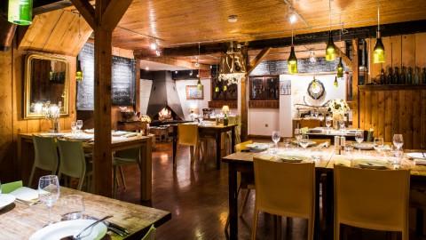 restaurant - L'Anversis, table de montagne - Lamoura
