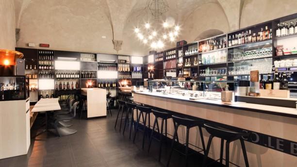 Strozzi Caffè - Colle Bereto Winery sala