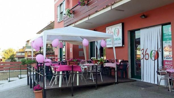 Pizzeria 360 gradi di Francesca Nardi Esterno