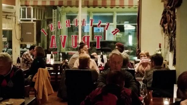 Restaurant Truva restaurantzaal