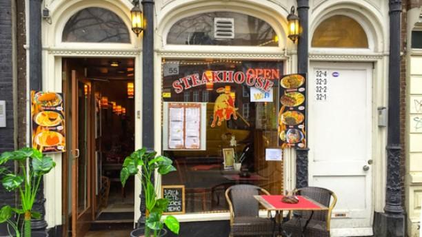 Fred's Steak & Ribhouse Het restaurant