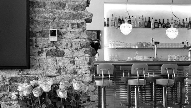 Brasserie Jansen interieur