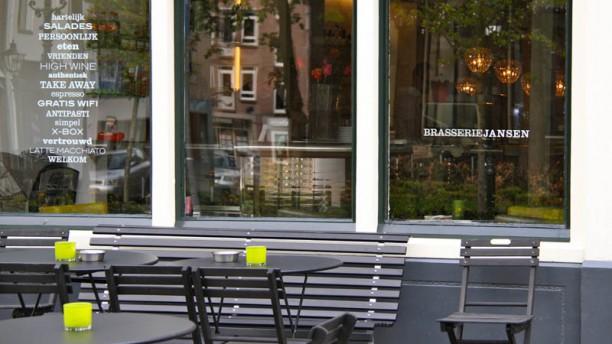 Correcte bediening prachtig plekje en wat prakti for Jansen restaurant