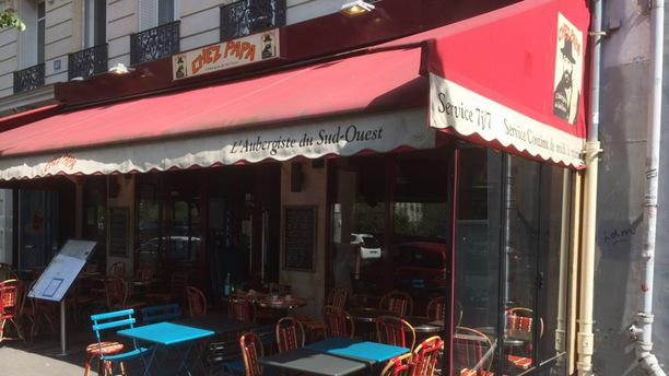 restaurante chez papa bastille en paris men opiniones precios y reserva. Black Bedroom Furniture Sets. Home Design Ideas