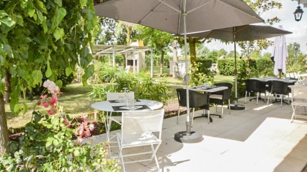 La Villa 31 Vue terrasse