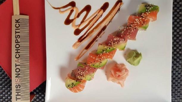This is Not a Sushi Bar - Casati Suggerimento dello chef