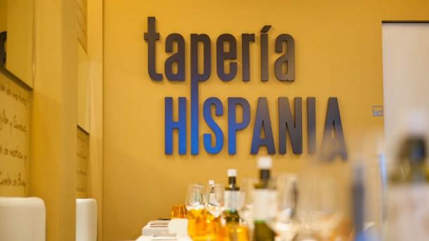Tapería Hispania Detalle decoración