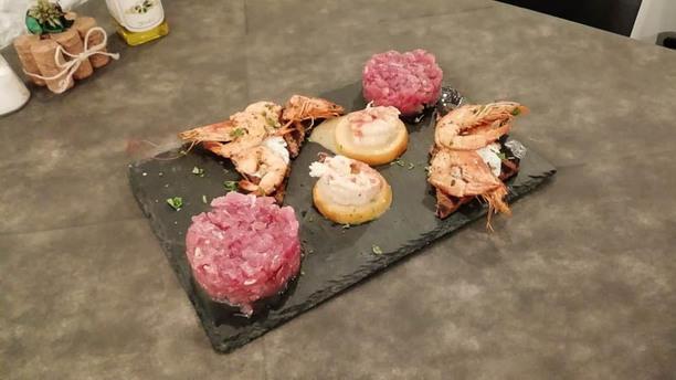 Trattoria Paradiso di Nervi Suggerimento dello chef