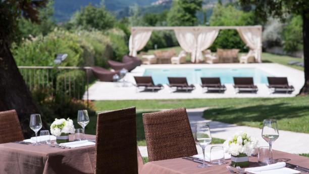 Locanda di Villa Giorgia Terrazza panoramica esterna