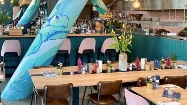BY AMI Het restaurant