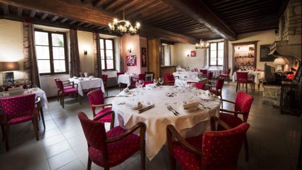 Le Médiéval Salle du restaurant