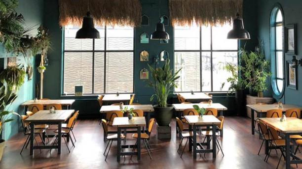 Havendorp Het restaurant