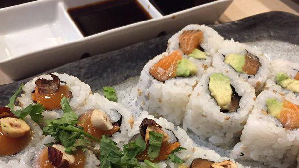 Côté Sushi Nice plat