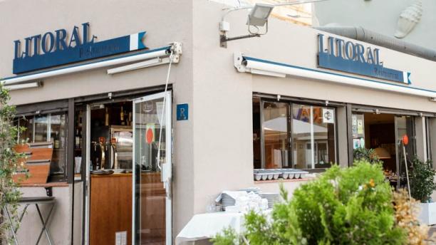 Litoral Fachada Restaurante