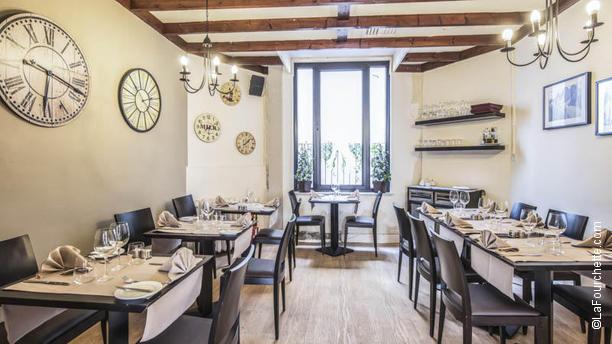 Restaurant il ramo verdee bruxelles menu avis prix for Resto lasalle