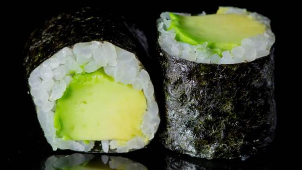 Sushi Kokoro sugerencia del chef