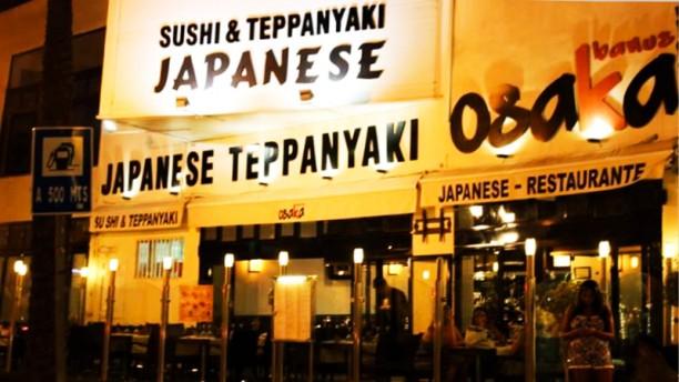 Osaka Banús La fachada