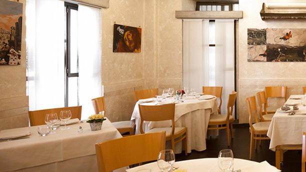 Ristorante Monferrato La sala