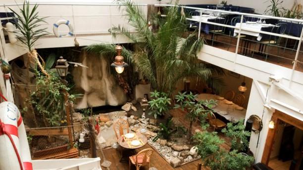 Sterne Salle du restaurant