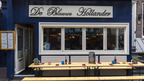 De Blauwe Hollander Restaurant