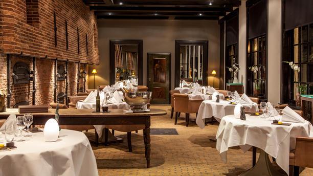 Vinkeles (the Dylan hotel) Restaurantzaal