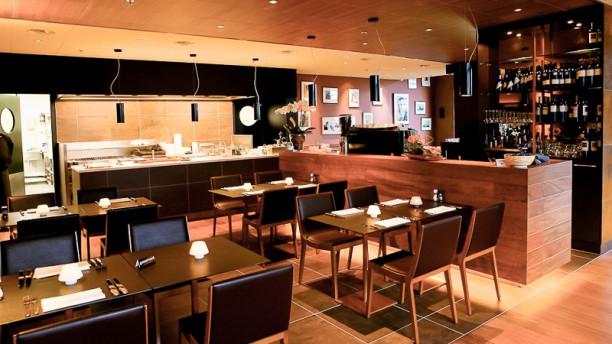 Santos restaurantzaal