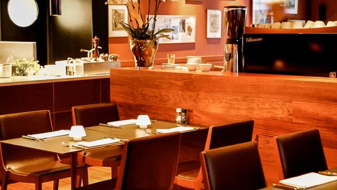 restaurantzaal - Santos, Den Haag