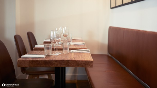 restaurant bien lev paris 75009 op ra grands boulevards menu avis prix et r servation. Black Bedroom Furniture Sets. Home Design Ideas