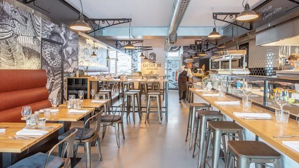 Captain Joe Het restaurant