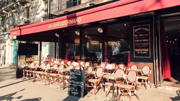 Le Café Gourmand Terrasse