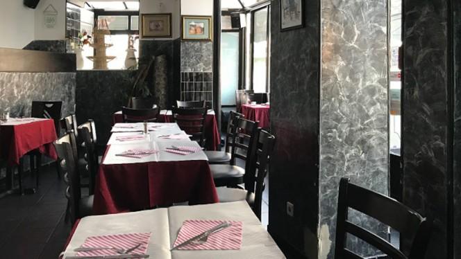 El Kahina - Restaurant - Montreuil