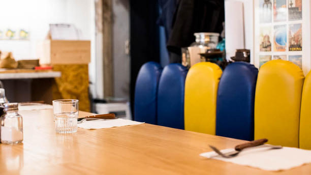 Domenico's Tables dressées