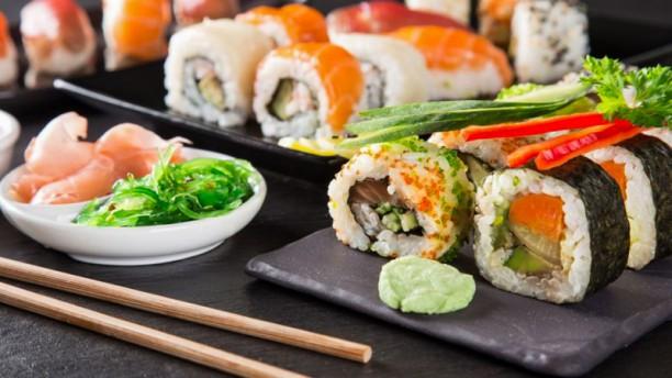 Côté Sushi Grenoble Suggestion de plat