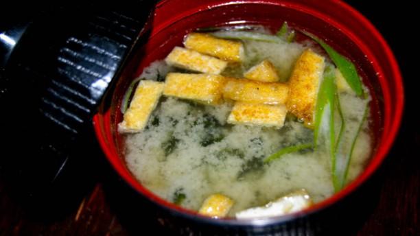 Mikien zuppa di miso