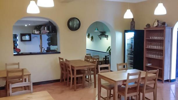 El Rincón de Tula Vista sala
