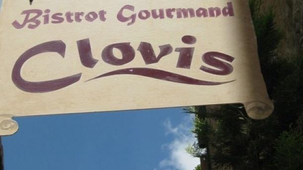 Bistrot Gourmand Clovis Enseigne